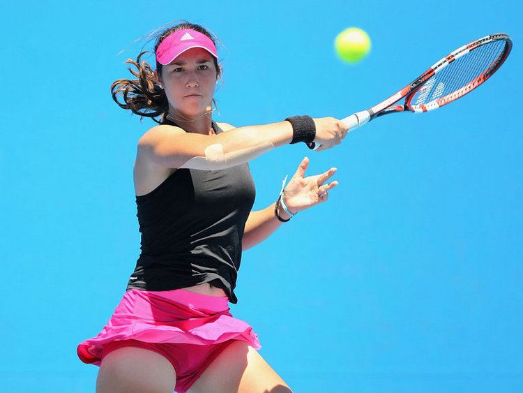 Louisa Chirico American Louisa Chirico wins French Open wild card IPTL