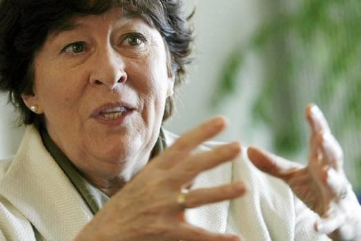 Louise Arbour Louise Arbour on the ICC Peace and Justice