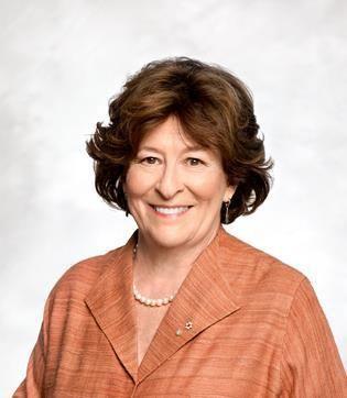 Louise Arbour The Honourable Louise Arbour CC GOQ Senior Counsel
