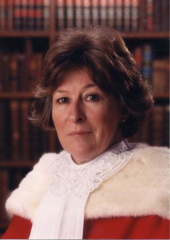 Louise Arbour Louise Arbour heroinesca Women in Canadian History