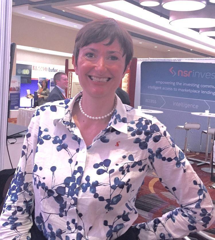 Louise Beaumont QA Louise Beaumont of GLI Finance Talks FinTech Female