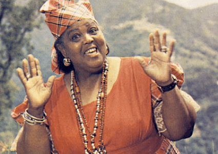 Louise Bennett-Coverley Jamaican Writers Feature on Louise Bennett Ms Lou THE ISLAND