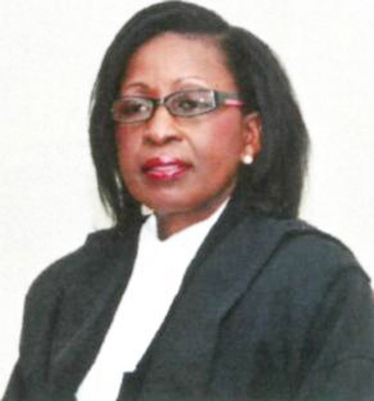 Louise Blenman Justice Louise Blenman appointed to Eastern Caribbean appeal court