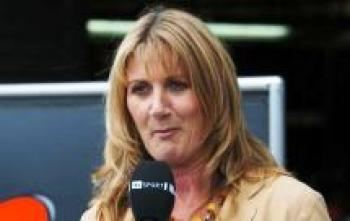 Louise Goodman TotalMercedesGPcom Mercedes GP News Honda sign ITV39s