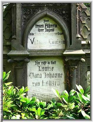 Louise Lehzen Louise Von Lehzen 1784 1870 Find A Grave Memorial
