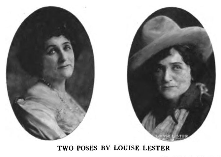 Louise Lester Louise Lester Biography Actor Stage actor United States of America