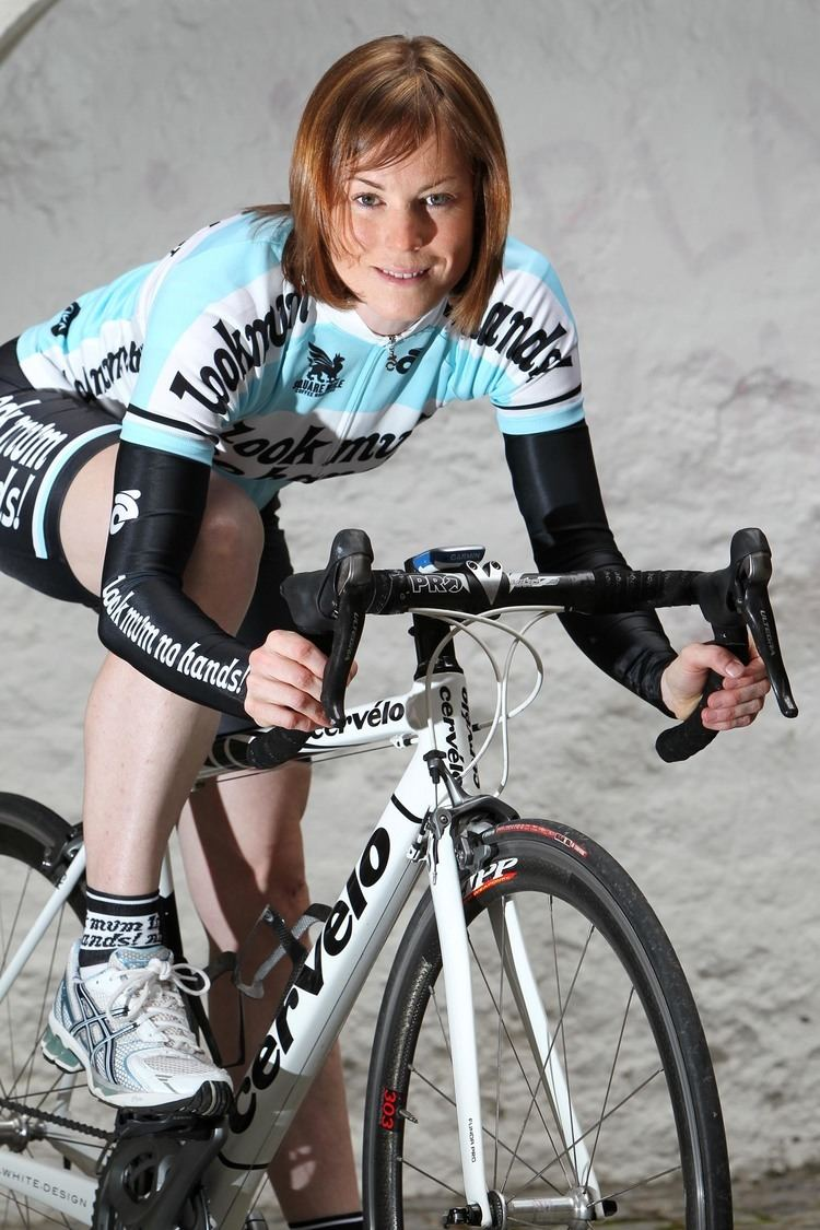 Louise Moriarty Team Mum Rider Biography Louise Moriarty Look Mum No Hands RT