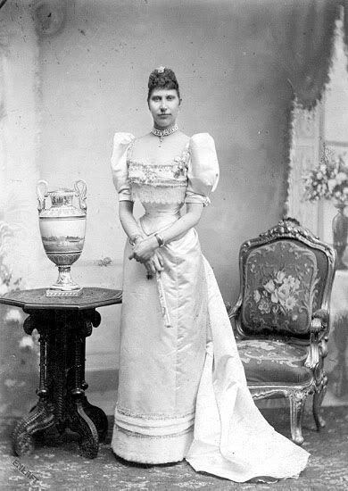 Louise of Sweden Princess AlexandrineLouise of Denmark and Iceland Countess
