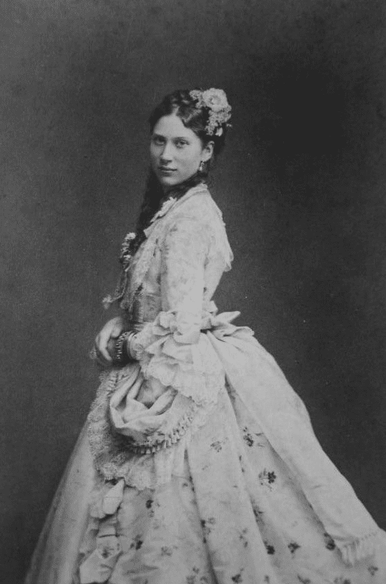 Louise of Sweden Princess Louise of Sweden later Queen Louise of Denmark Grand