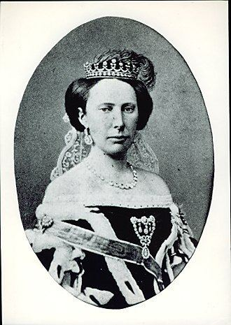 Louise of Sweden Queen Louise of Denmark nee Princess Lovisa of Sweden Denmark