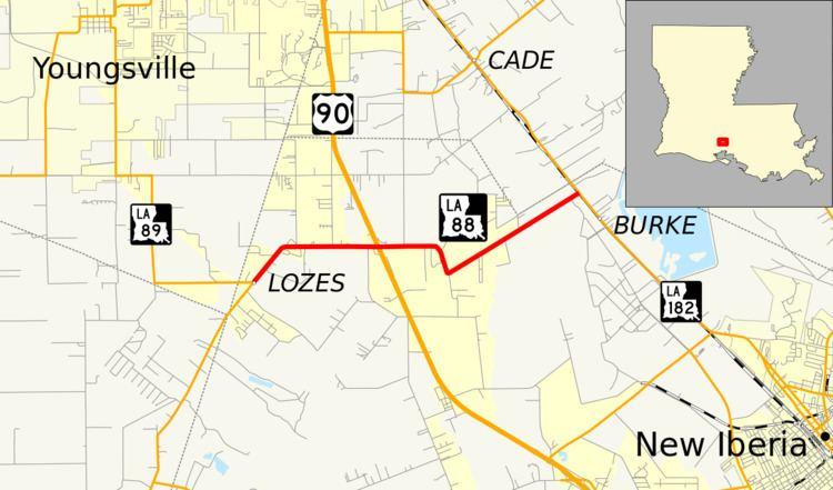Louisiana Highway 88