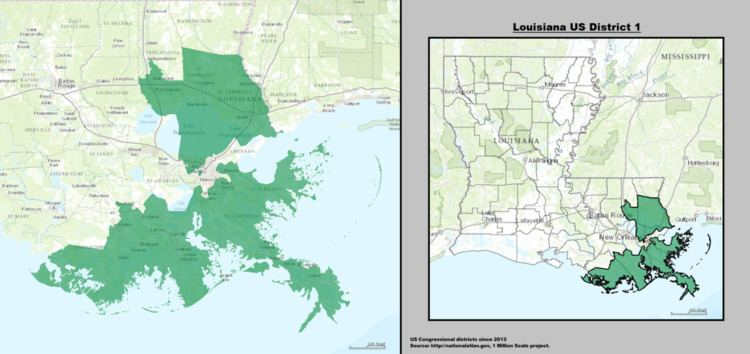 Louisiana's 1st congressional district