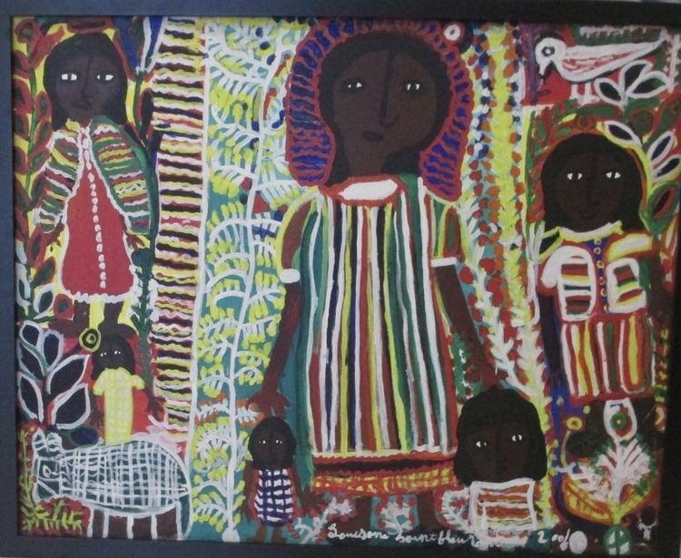 Louisiane Saint Fleurant Louisiane Saint Fleurant 1924 2005 Les Ateliers