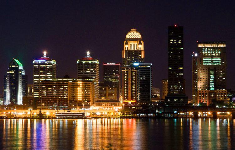Louisville, Kentucky Beautiful Landscapes of Louisville, Kentucky