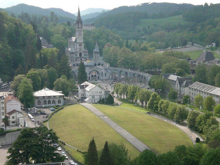 Lourdes Beautiful Landscapes of Lourdes