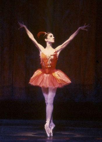 Lourdes Lopez Lourdes Lopez On Top of Miami City Ballet Without
