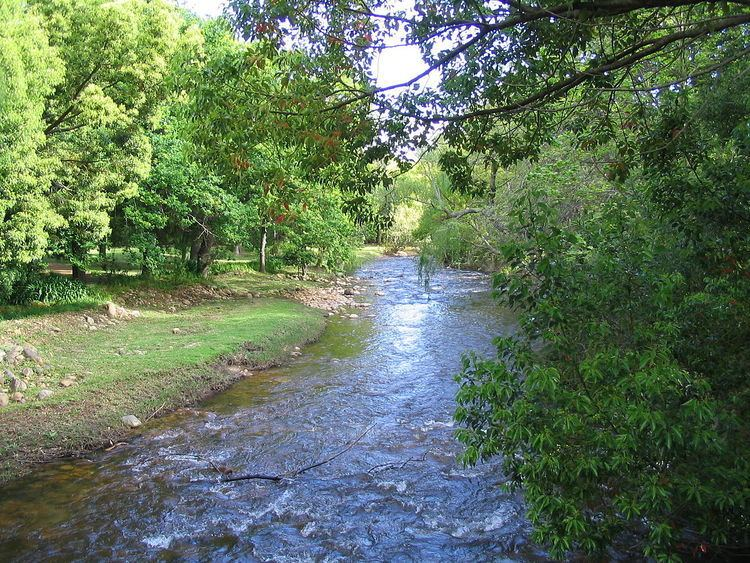 Lourens River Protected Natural Environment