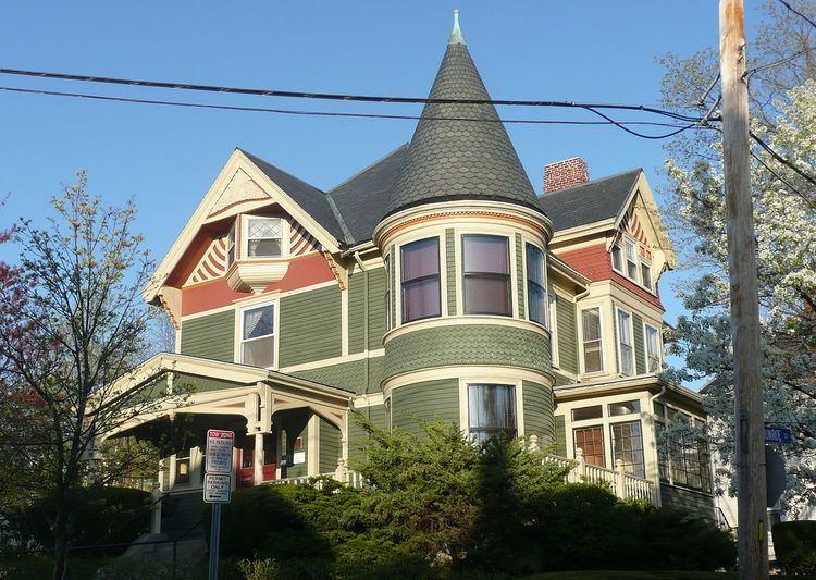 Louville Niles House