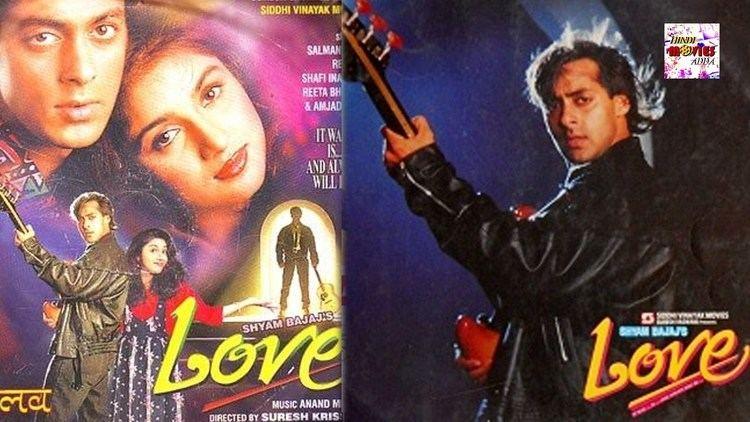 Love (1991 film) Love 1991 Full Length Hindi Movie Salman Khan Revathi Menon