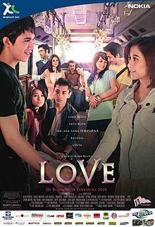 Love (2008 Indonesian film) - Alchetron, the free social