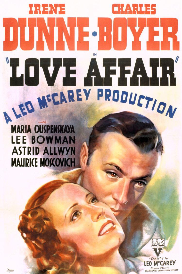 Love Affair (1939 film) wwwgstaticcomtvthumbmovieposters11800p11800