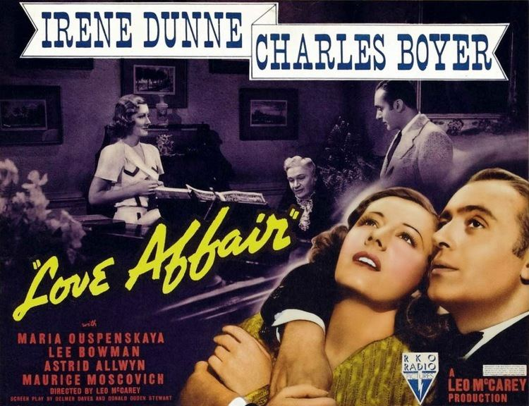 Love Affair (1939 film) Old Hollywood Films The Essential Films of 1939 Love Affair