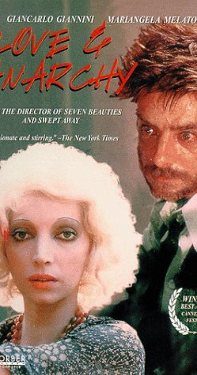 Love and Anarchy Film damore e danarchia ovvero stamattina alle 10 in via dei