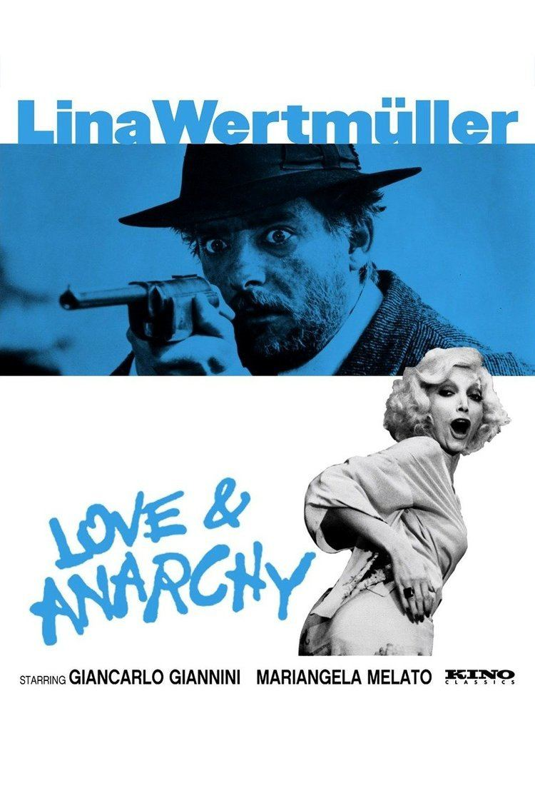 Love and Anarchy wwwgstaticcomtvthumbmovieposters20067p20067