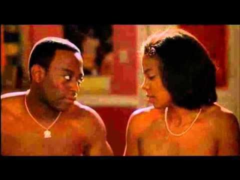 Love %26 Basketball (film) movie scenes Love Basketball First Love Scene Full