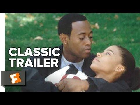 Love %26 Basketball (film) movie scenes  Love Basketball 2000 Official Trailer Sanaa Lathan Omar Epps Basketball Movie HD YouTube