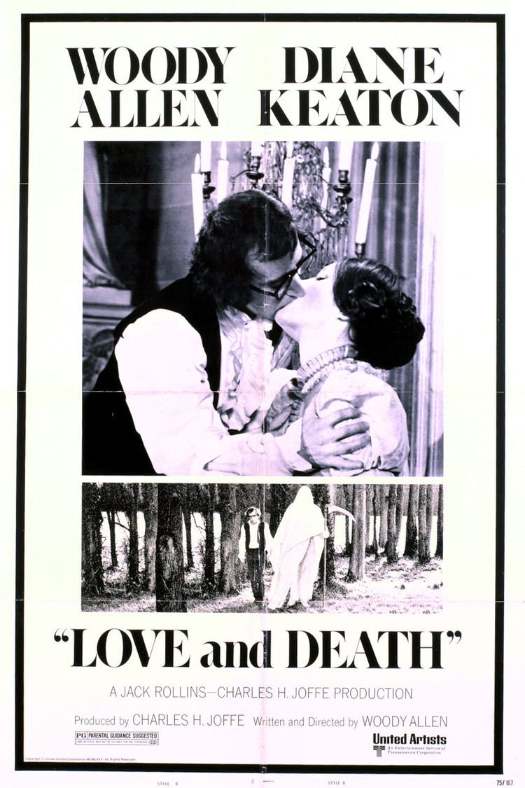 Love and Death wwwgstaticcomtvthumbmovieposters4974p4974p