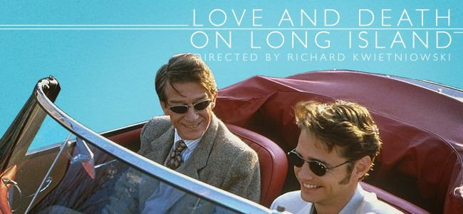 Love and Death on Long Island Wednesday Editors Pick Love and Death on Long Island 1997