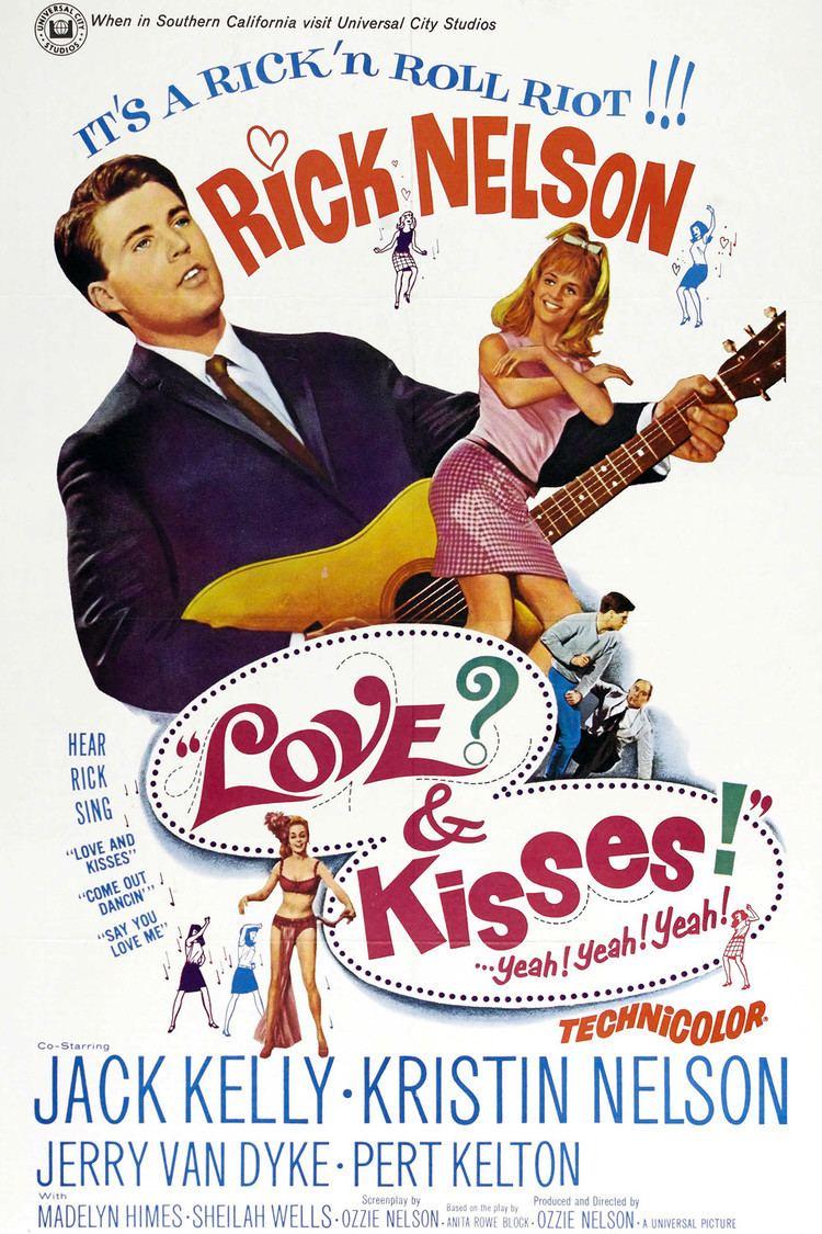 Love and Kisses (film) wwwgstaticcomtvthumbmovieposters2201p2201p