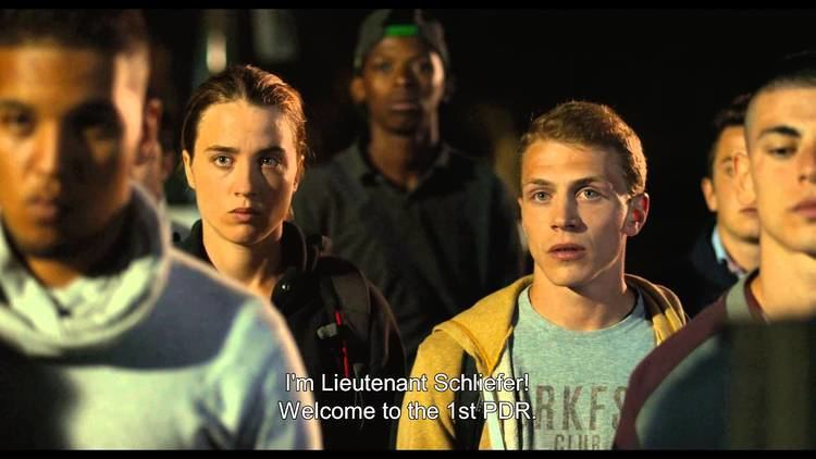 Love at First Fight (film) Love at First Fight Les Combattants 2014 Trailer English Subs