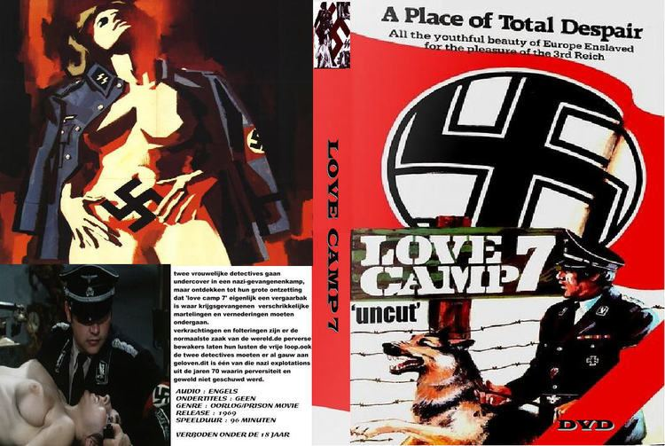 Love Camp 7 CULTFOREVER LOVE CAMP 7 NAZIPLOTATION 1969