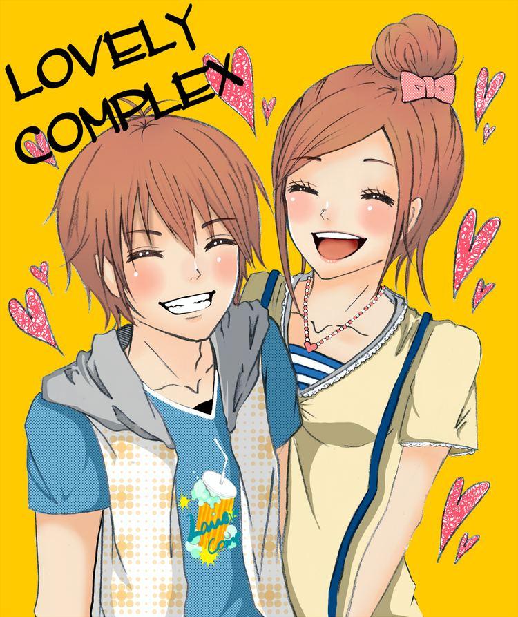 Love Com Koizumi Risa Lovely Complex page 2 Zerochan Anime Image Board