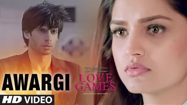 Love Games (film) AWARGI Video Song LOVE GAMES Gaurav Arora Tara Alisha Berry T