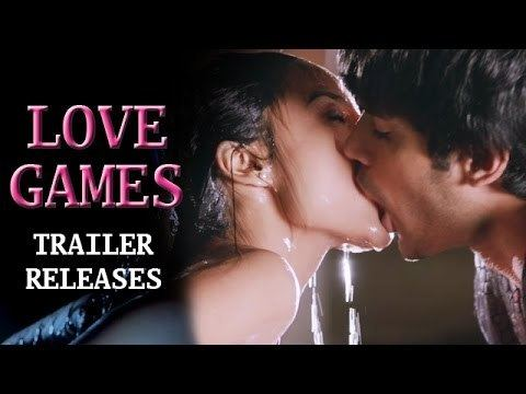 Love Games (film) LOVE GAMES Trailer Out Bold Film Of The Year Mahesh Bhatt YouTube
