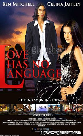 Love Has No Language Love Has No Language Movie Poster 2 glamshamcom