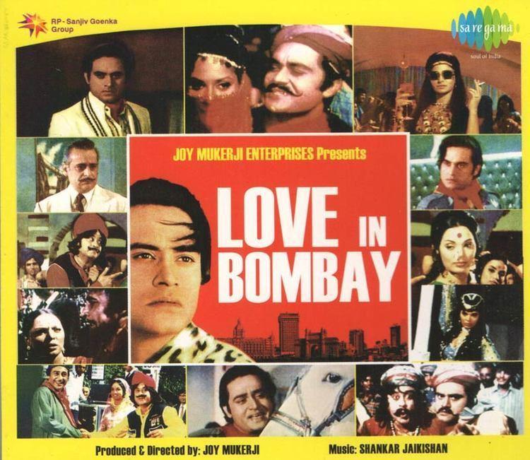 Buy LOVE IN BOMBAY Audio CD online Hindi Music Audio CD LOVE IN