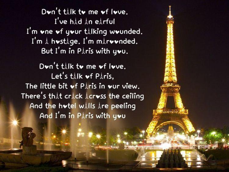 Love in Paris Love in Paris Font 1001 Fonts