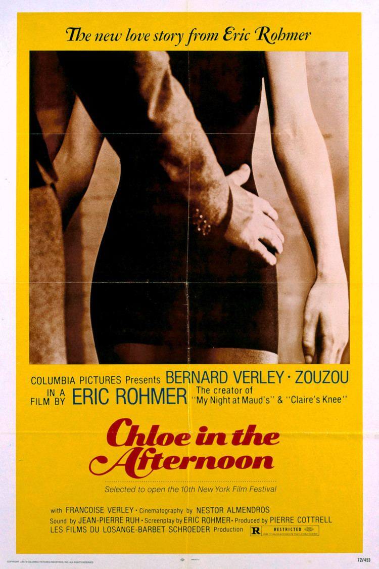 Love in the Afternoon (1972 film) wwwgstaticcomtvthumbmovieposters18528p18528
