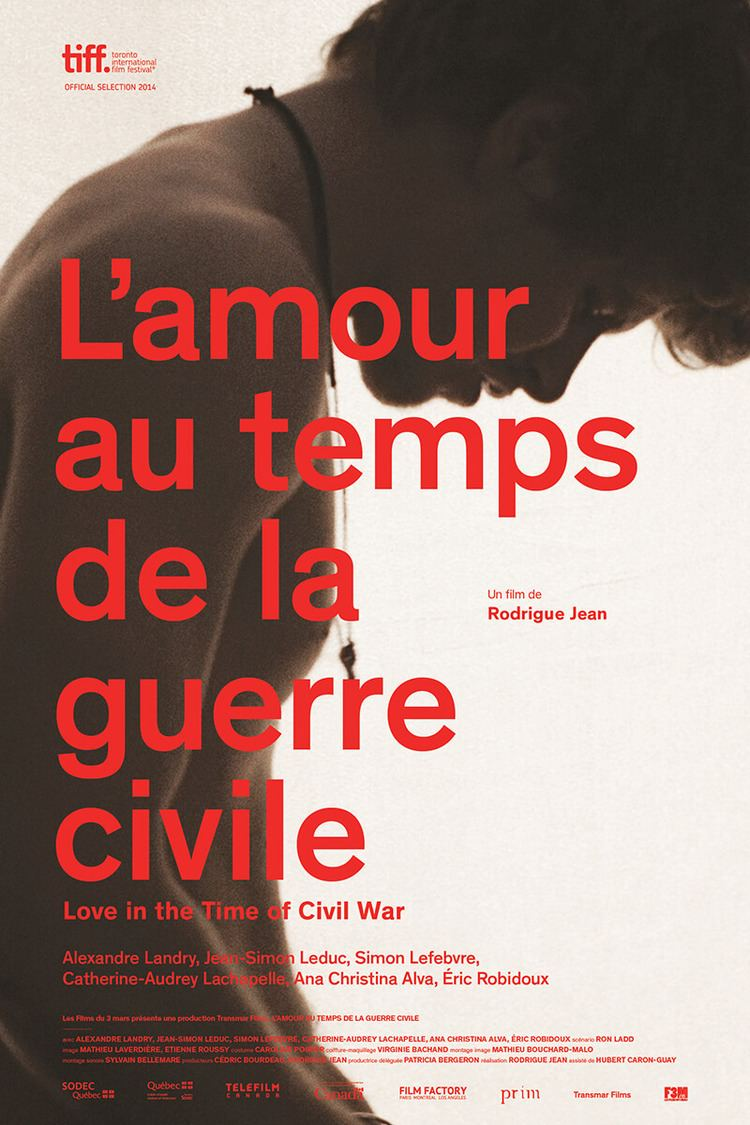 Love in the Time of Civil War Love In The Time Of Civil War Reel Suspects International Sales