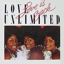 Love Is Back httpsuploadwikimediaorgwikipediaenthumb8