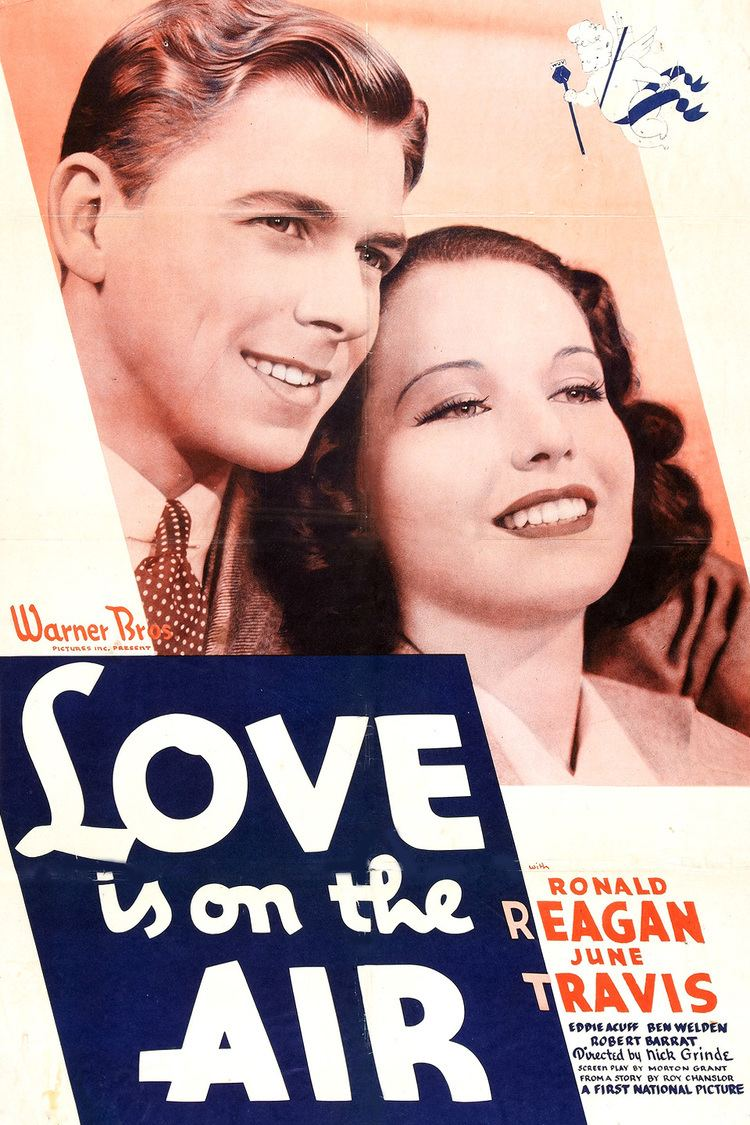 Love Is on the Air wwwgstaticcomtvthumbmovieposters58179p58179