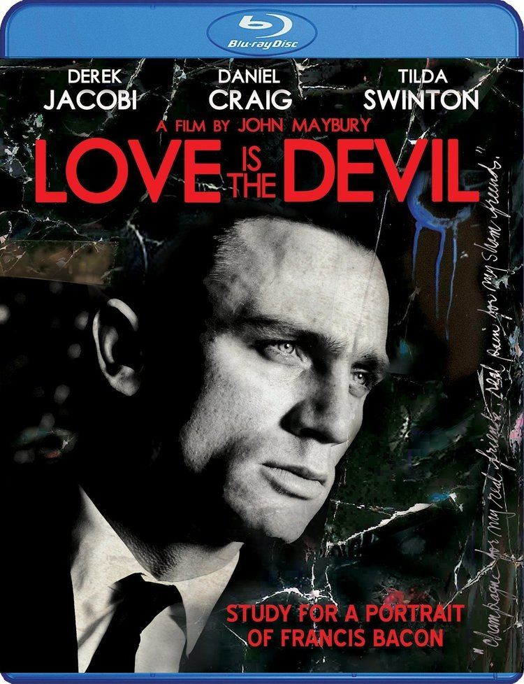 Love Is the Devil: Study for a Portrait of Francis Bacon Love Is the Devil Study for a Portrait of Francis Bacon Bluray