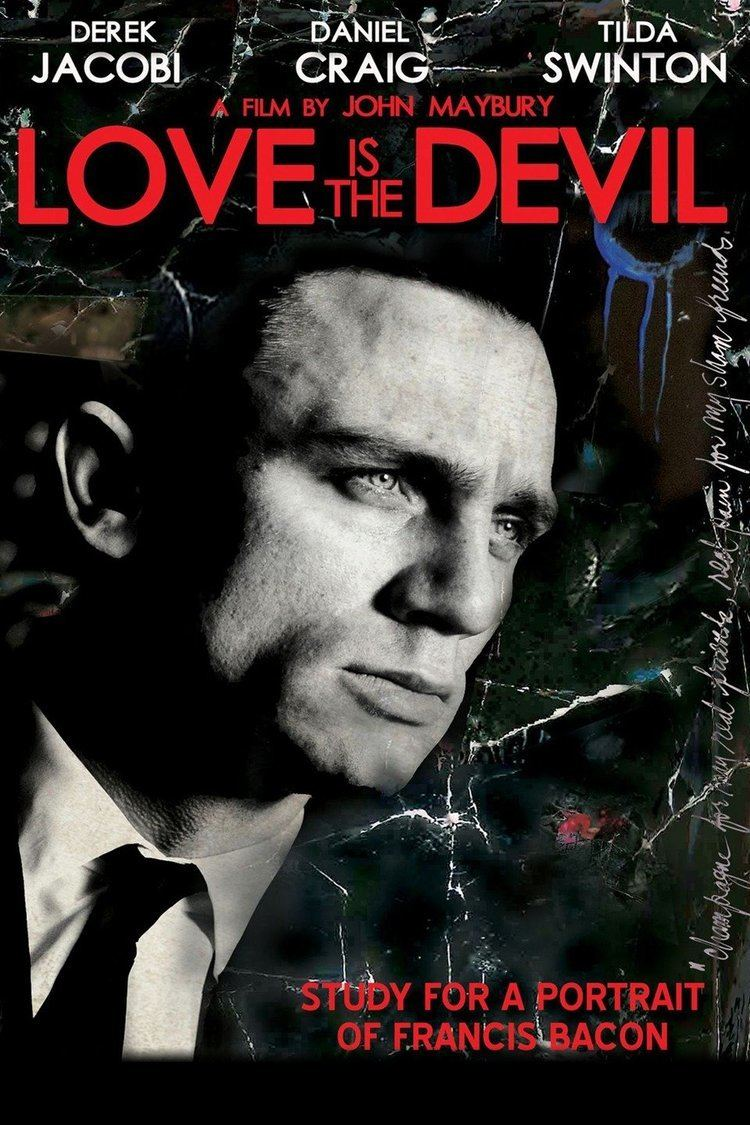 Love Is the Devil: Study for a Portrait of Francis Bacon wwwgstaticcomtvthumbmovieposters21032p21032