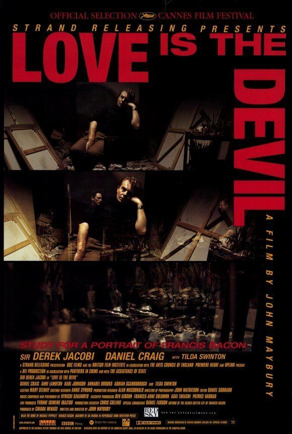 Love Is the Devil: Study for a Portrait of Francis Bacon Love Is the Devil Study for a Portrait of Francis Bacon 1998