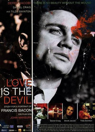 Love Is the Devil: Study for a Portrait of Francis Bacon Love is the Devil Movie Review 1998 Roger Ebert