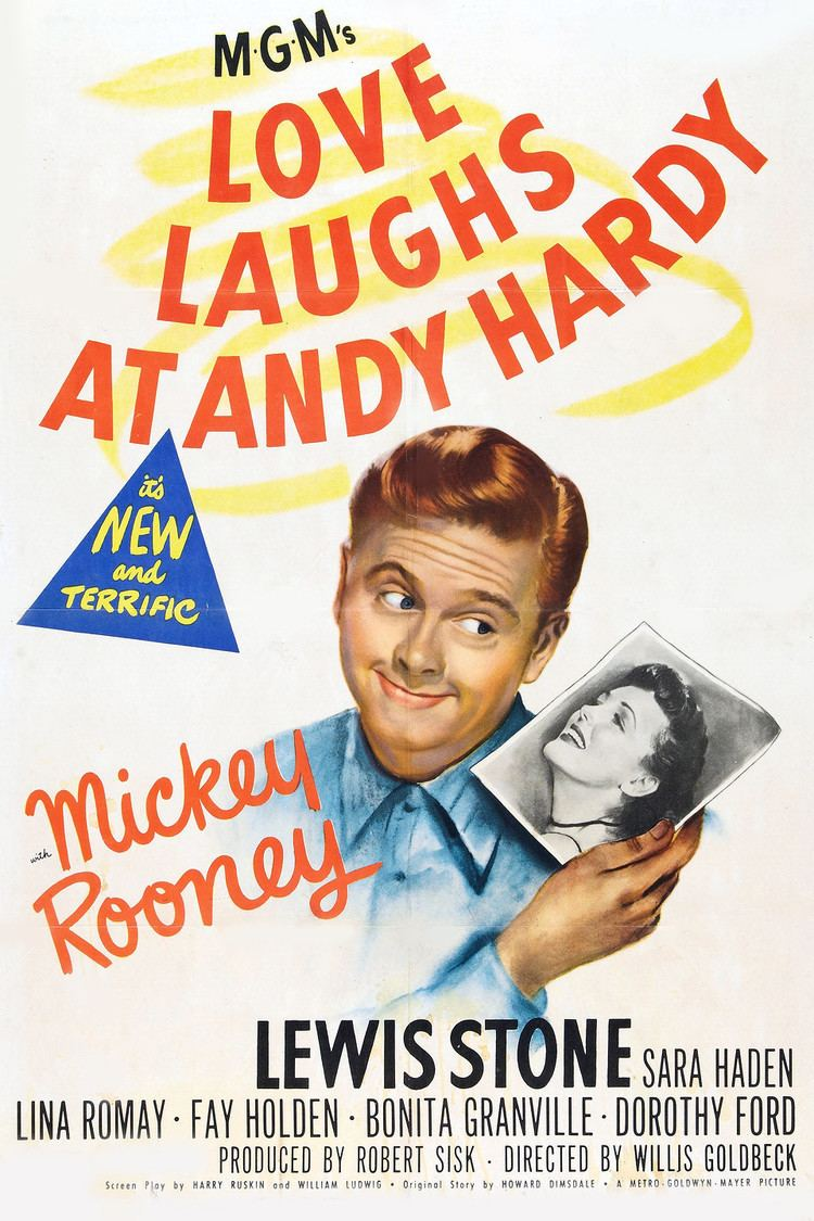 Love Laughs at Andy Hardy wwwgstaticcomtvthumbmovieposters304p304pv